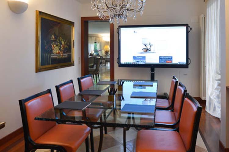 Meeting Room - Like Home Boutique - Azzano San Paolo