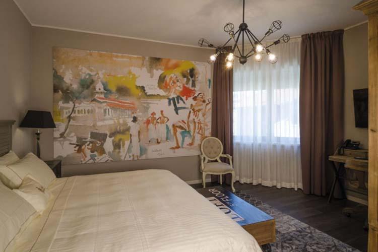 Ernest Hemingway Room - Like Home Boutique - Azzano San Paolo