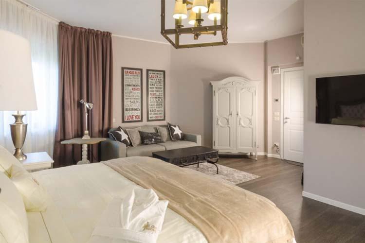 Winston Churchill Room - Like Home Boutique - Azzano San Paolo