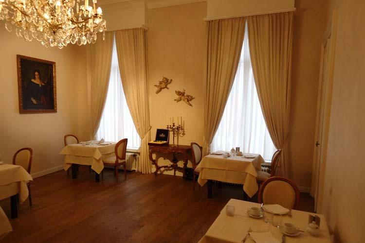Dining Room - Guest House Mirabel - Bruges