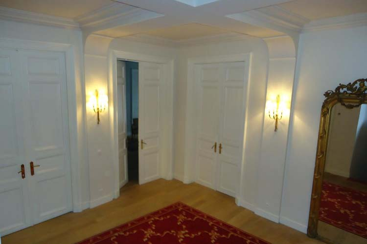 Corridor - Guest House Mirabel - Bruges
