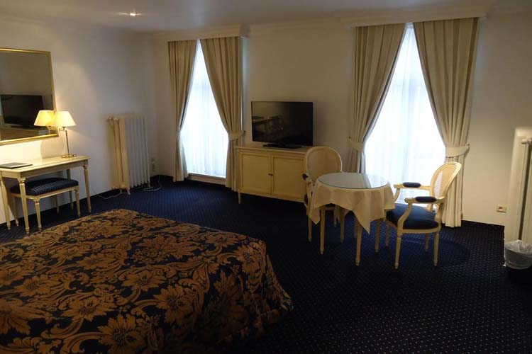 Double Room - Guest House Mirabel - Bruges