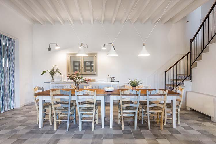 Dining Room - Son Gris - Selva