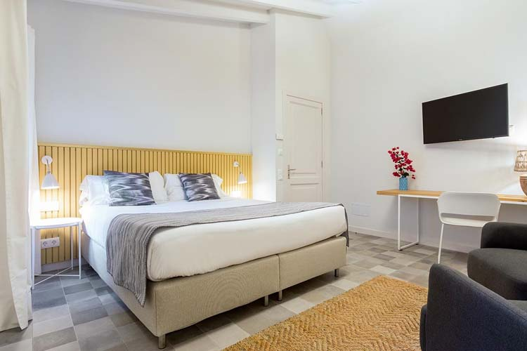 Olivo Double Room - Son Gris - Selva
