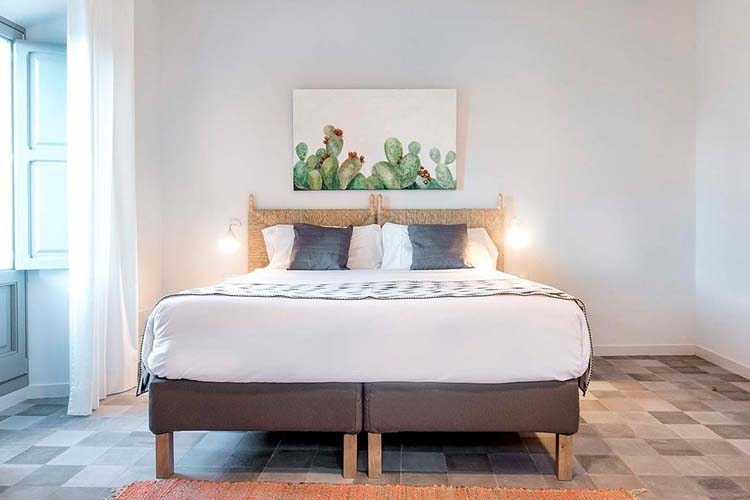 Chumbera Double Room with terrace - Son Gris - Selva