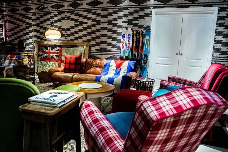 Living Room - The Yard Milano - Milan