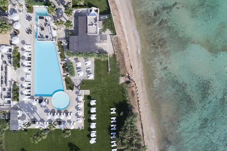 Aerial View - Canne Bianche Hotel & Spa - Torre Canne di Fasano