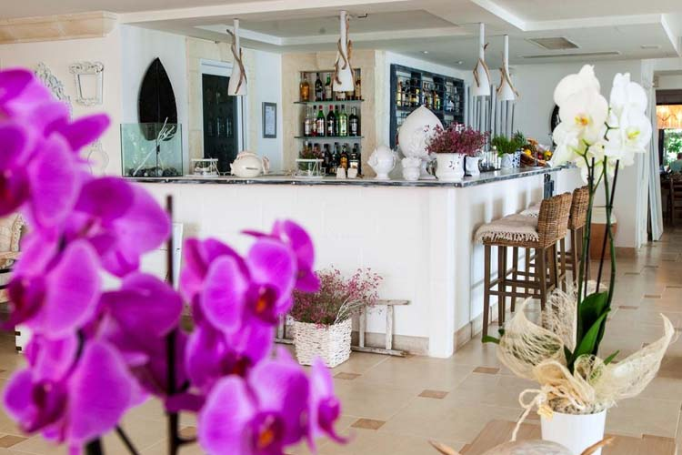 Lounge - Canne Bianche Hotel & Spa - Torre Canne di Fasano