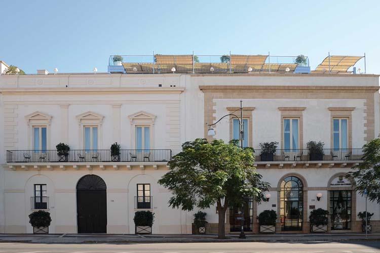Facade - Palazzo del Corso - Gallipoli