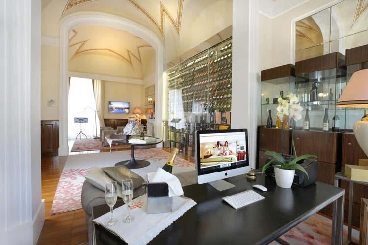 Reception - Palazzo del Corso - Gallipoli