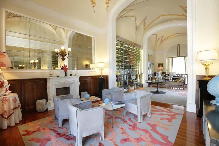 Lobby - Palazzo del Corso - Gallipoli