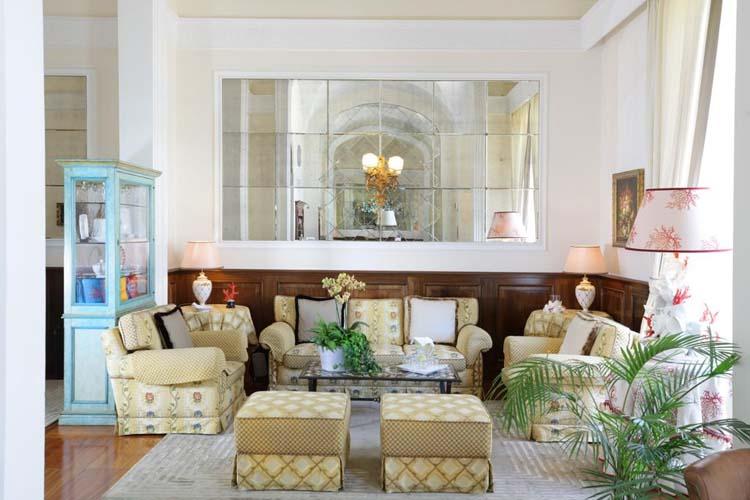 Living Room - Palazzo del Corso - Gallipoli