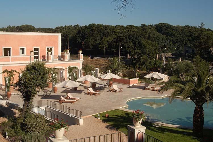 General View - Villa San Martino - Martina Franca