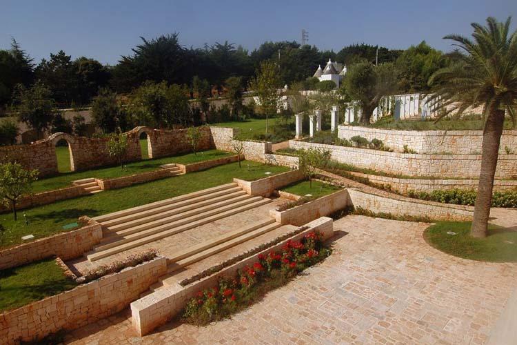 Garden - Villa San Martino - Martina Franca