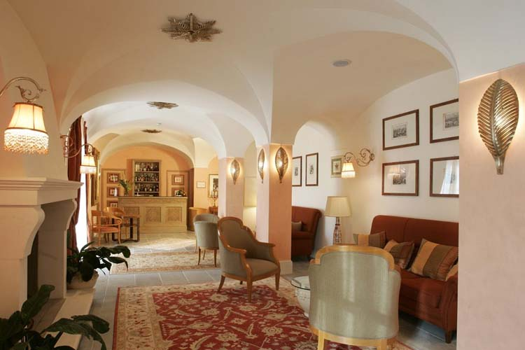 Lobby - Villa San Martino - Martina Franca