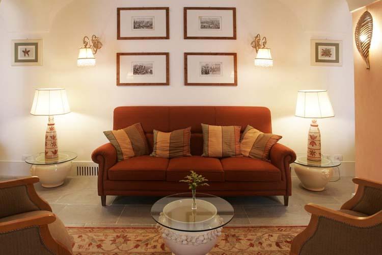 Living Room - Villa San Martino - Martina Franca