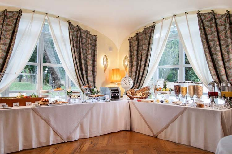 Breakfast Room - Villa San Martino - Martina Franca