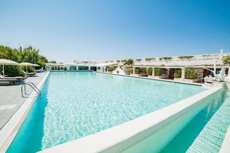 Pool - La Peschiera - Monopoli