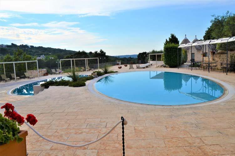 Pool - Il Palmento Hotel  - Locorotondo