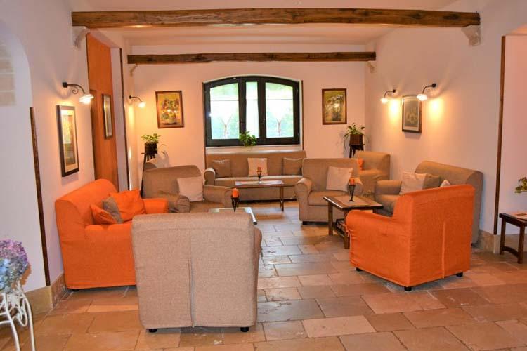 Living Room - Il Palmento Hotel  - Locorotondo