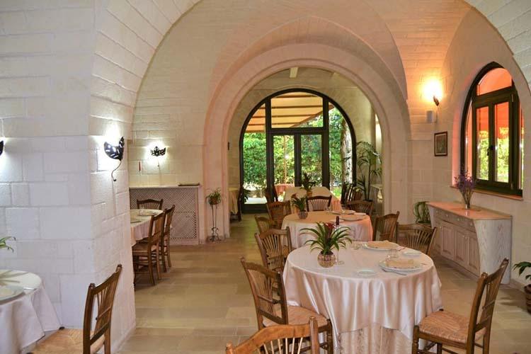 Dining Room - Il Palmento Hotel  - Locorotondo