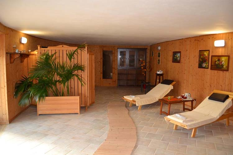 Sauna - Il Palmento Hotel  - Locorotondo