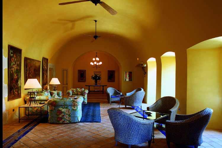 Lobby - Hotel El Far - Costa Brava