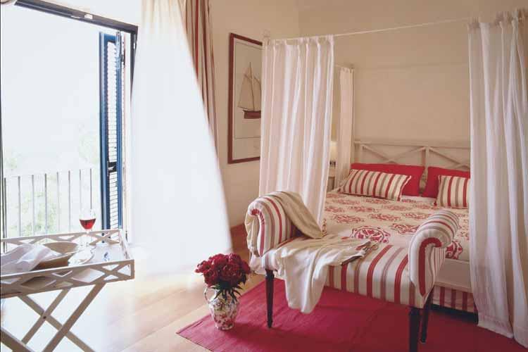 Double Room with Balcony - Hotel El Far - Costa Brava