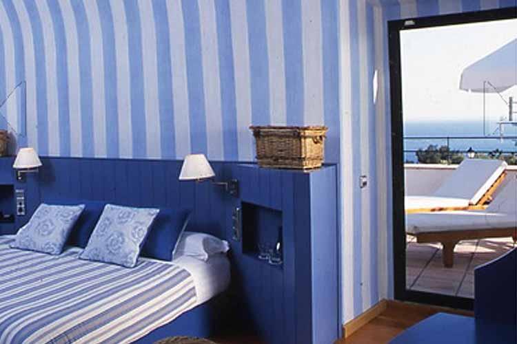 Double Room with Terrace - Hotel El Far - Costa Brava