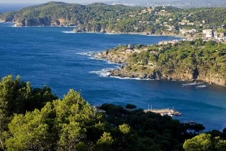 View - Hotel El Far - Costa Brava