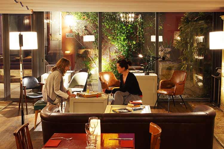 Lounge Bar - Aiguaclara Hotel Begur - Costa Brava