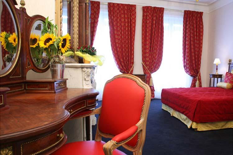 Deluxe Room - Hotel de La Tour Maubourg - Paris