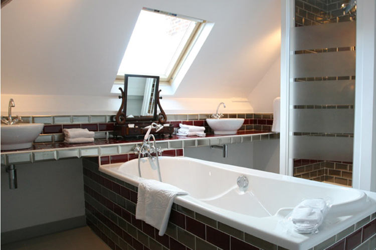 Junior Suite. Bathroom - Hotel de La Tour Maubourg - Paris