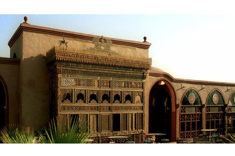 External View - Hotel Al Moudira - Luxor