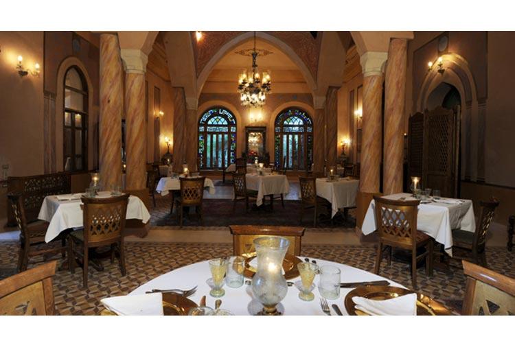 Restaurant - Hotel Al Moudira - Luxor
