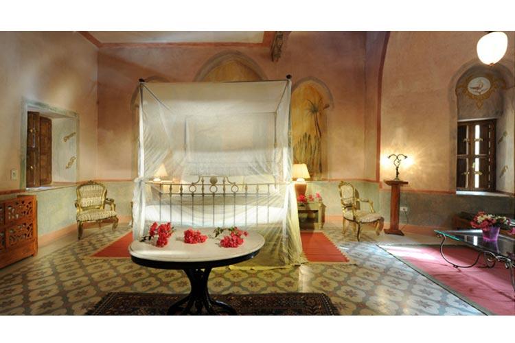 Deluxe Room - Hotel Al Moudira - Luxor
