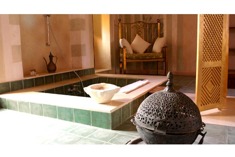 Luxury Suite - Hotel Al Moudira - Luxor