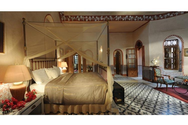 Family Suite - Hotel Al Moudira - Luxor