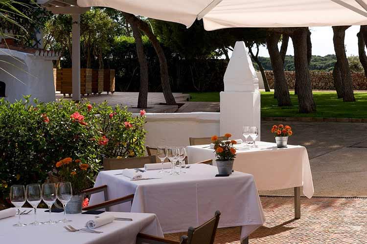 Outdoor Restaurant - Sant Joan de Binissaida - Es Castell