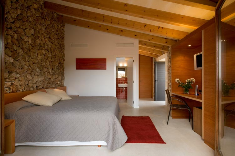 Old Barn. Superior Room - Sant Joan de Binissaida - Es Castell