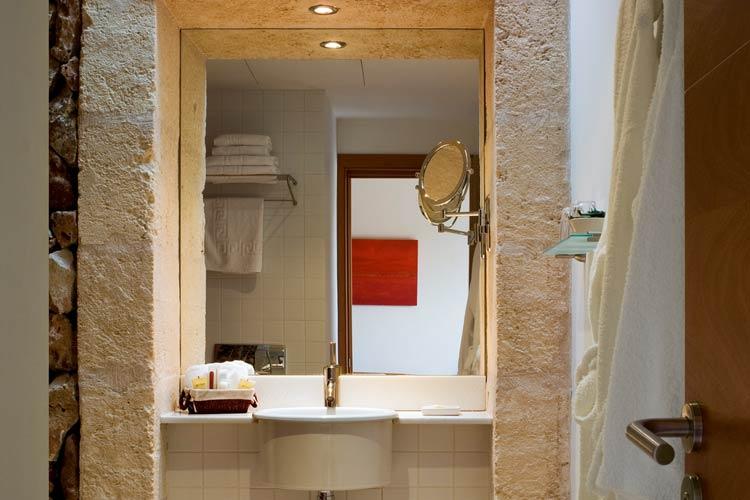 Old Barn. Bathroom - Sant Joan de Binissaida - Es Castell