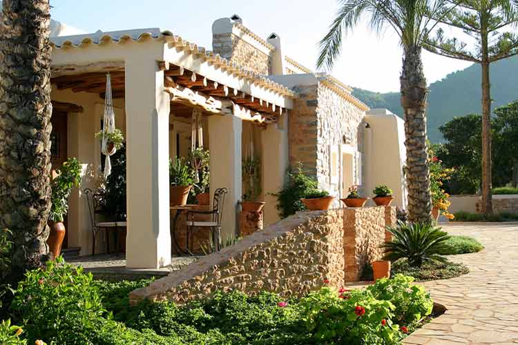 Agroturismo can gall ein boutiquehotel in ibiza for Small great hotels