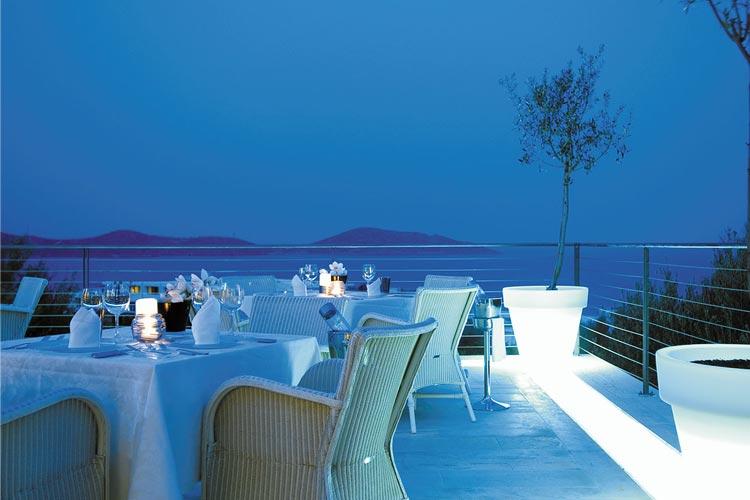 Daphni Restaurant - Elounda Gulf Villas & Suites - Elounda