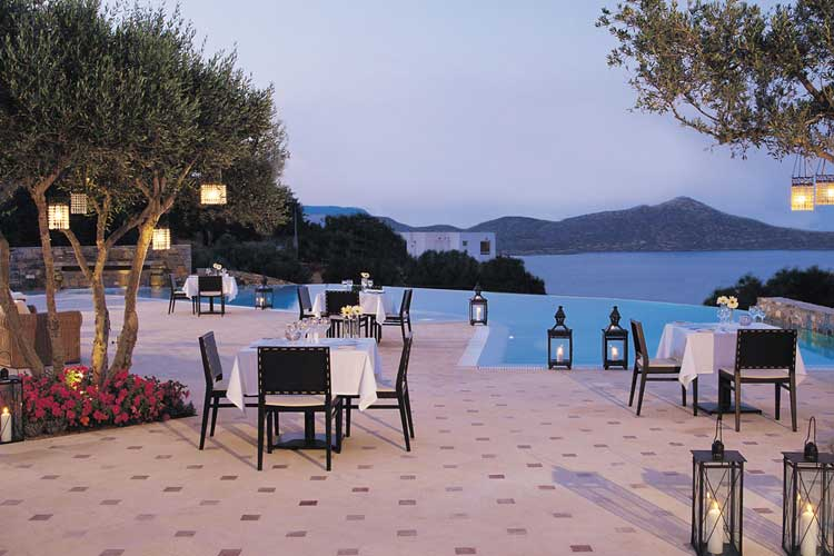 Argo Restaurant - Elounda Gulf Villas & Suites - Elounda