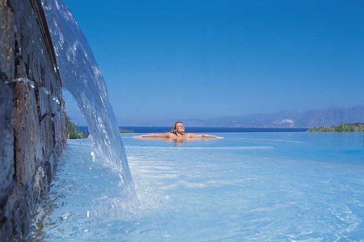 Suites Pool - Elounda Gulf Villas & Suites - Elounda