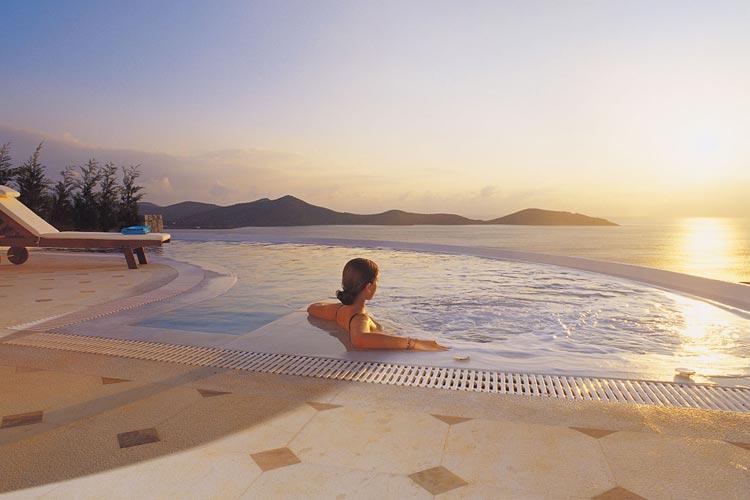 Mediterranean Villa. Pool - Elounda Gulf Villas & Suites - Elounda