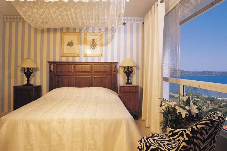 Mediterranean Villa. Bedroom - Elounda Gulf Villas & Suites - Elounda