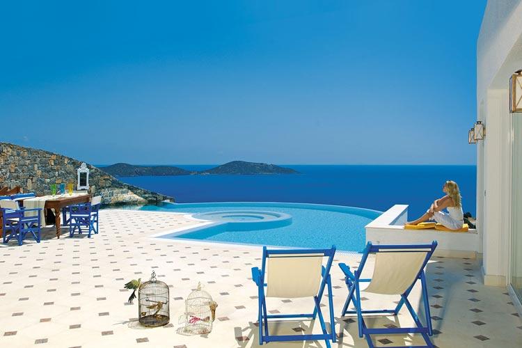 Superior Spa Villa. Pool - Elounda Gulf Villas & Suites - Elounda