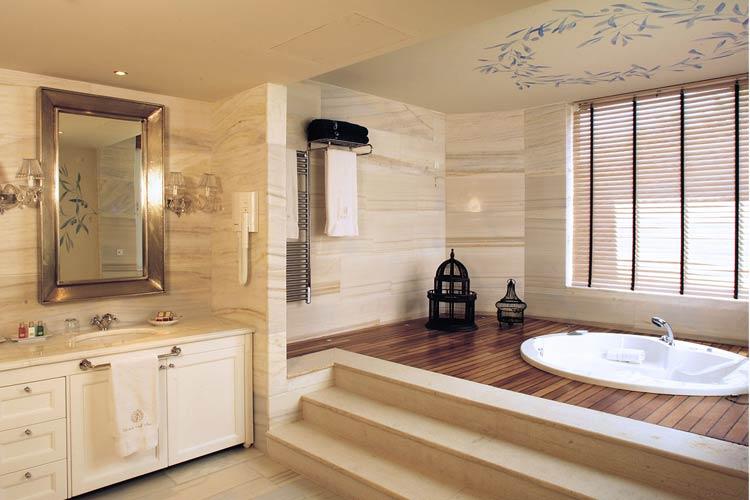 Superior Spa Villa. Bathroom - Elounda Gulf Villas & Suites - Elounda