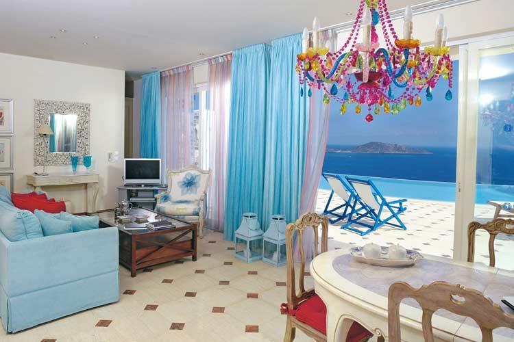 Executive Spa Villa. Lounge - Elounda Gulf Villas & Suites - Elounda